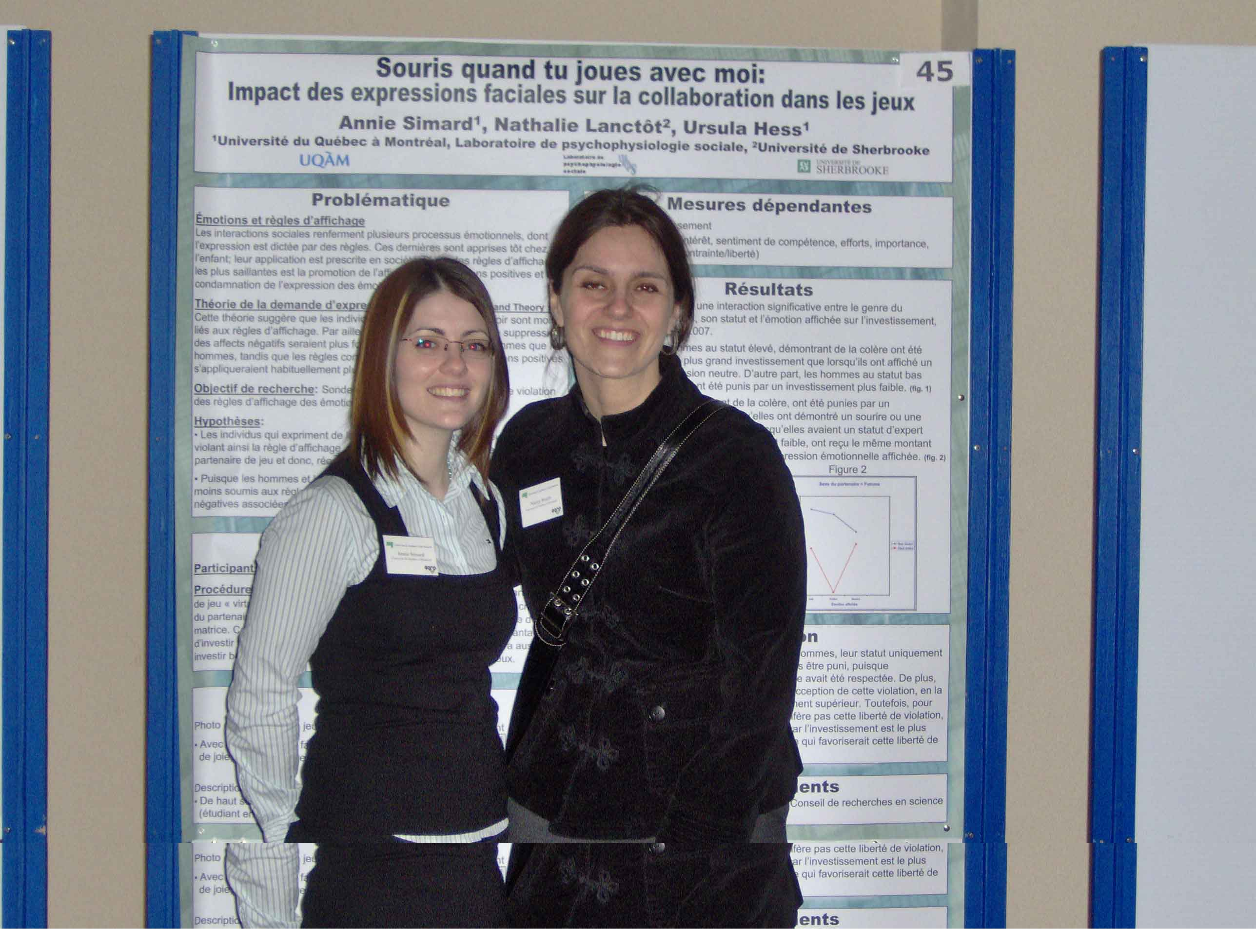 Annie and Nancy - SQRP 2008